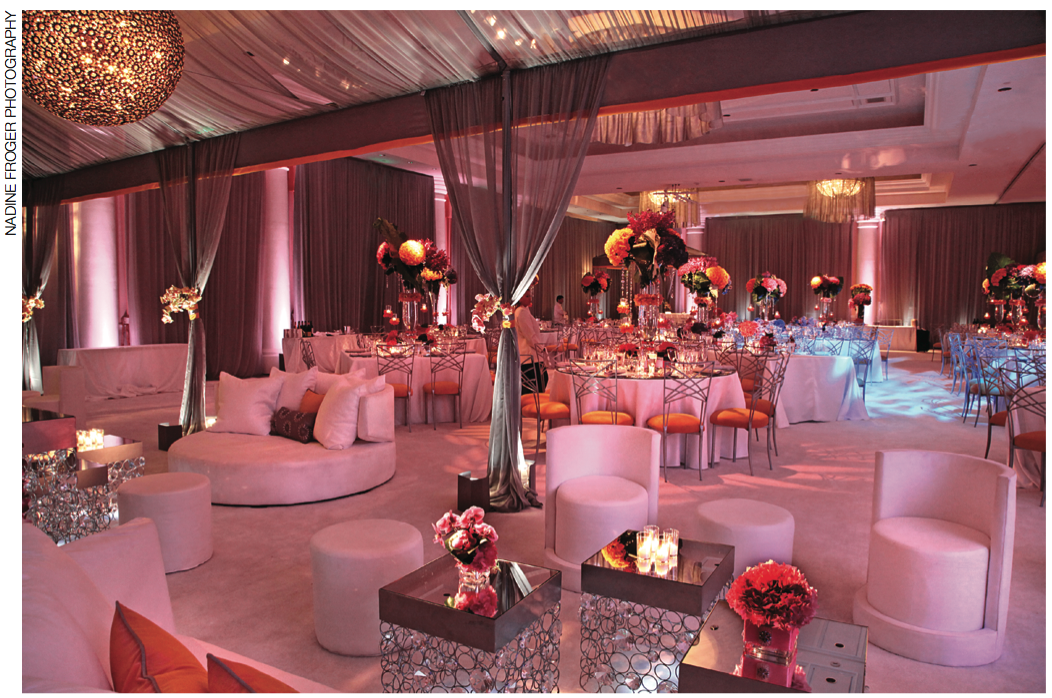 Monarch hotel wedding
