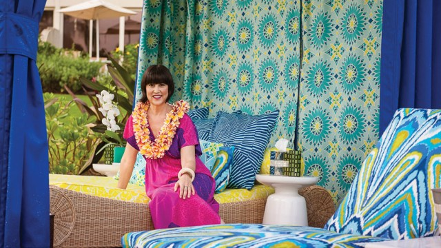 Q-and-A With Fashion Designer Trina Turk | Princeville