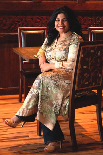 Asha Gomez