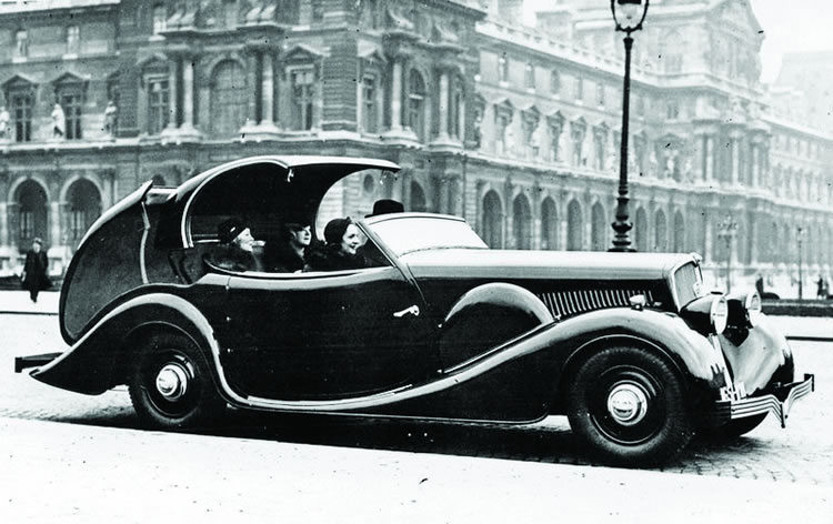 1934 Peugeot 601 Eclipse