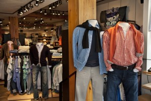 Visit Pitkin County Dry Goods for trendy apparel and fine leather items.