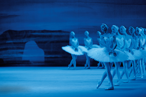 The Lincoln Center Festival is a monthlong celebration of dance, theater and opera.  | Photo by  Damir Yusupov-Bolshoi Theater