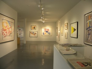 Gregg Shienbaum opened his eponymous fine art gallery in 2011 with a focus on contemporary artwork.
