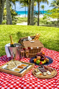A St. Regis picnic lunch