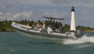 Ocean Force Adventures offers private tours of Biscayne Bay.