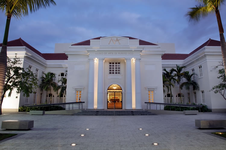 The Museum of Art of Puerto Rico (Courtesy of Museo de Arte de Puerto Rico)