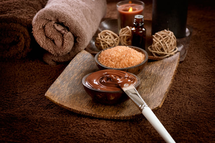 Local ingredients star in spa treatments.